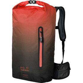 Jack Wolfskin Halo 26 Backpack red/black
